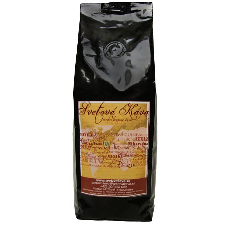 Káva Etiopia/Sidamo Gr.2 100% Arabica
